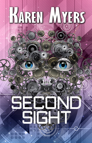 Image of Second Sight, a science fiction short story by Karen Myers