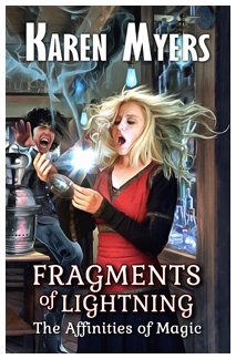 Image of book cover for Fragments of Lightning